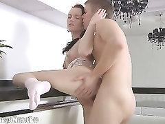 Anal Babe Big Ass Big Cock Teen