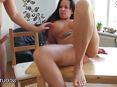 Amateur Big Boobs German MILF Old and Young