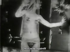 Blowjob Gangbang Group Sex Old and Young Vintage