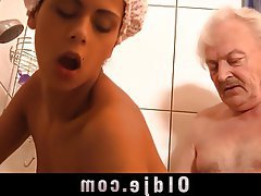 Blowjob Brunette Hardcore Old and Young Teen