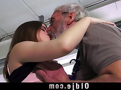 Blowjob Cunnilingus Old and Young Spanking Teen