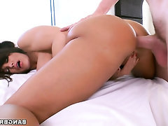 Anal Babe Big Ass Big Tits Blowjob