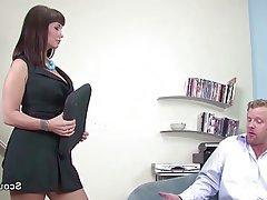Big Boobs Casting Hardcore MILF