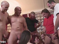 Amateur German Old and Young Orgy Teen