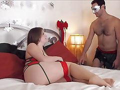 Lingerie Teen Threesome
