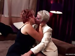 Amateur Granny Mature Group Sex Old and Young