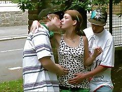 Big Boobs Gangbang Group Sex Orgy Threesome