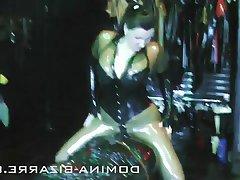 BDSM Bondage Femdom German Latex