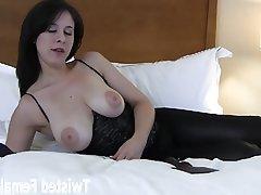 BDSM Bondage Femdom POV Spanking