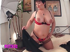Old and Young German Interracial MILF