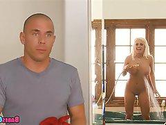 Babe Blowjob Pornstar Big Boobs Big Cock