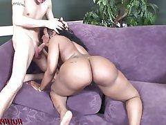 Hardcore Interracial Big Butts Black