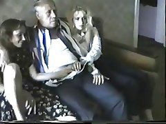 Amateur Hairy Old and Young Russian