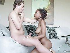 Babe Hardcore Interracial Teen