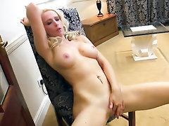 Babe Big Tits Teen Masturbation