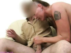 Babe Big Cock Blowjob Casting Secretary
