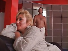 Big Boobs Blowjob Cumshot Granny Old and Young