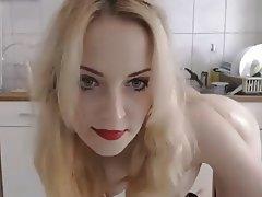 ass blonde Xxx anal young