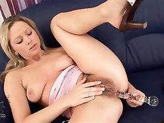 Anal Babe Fetish Hairy Masturbation
