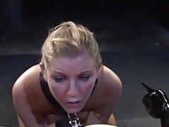 Ass Licking BDSM Bondage Face Sitting Lesbian