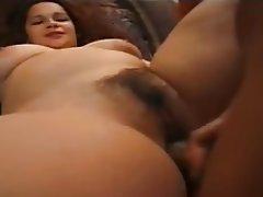 BBW Hairy Hardcore Masturbation