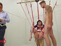 Amateur Anal BDSM Bondage