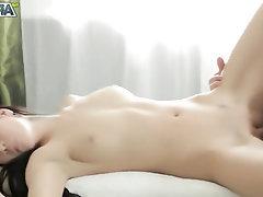 Anal Babe Blowjob Cumshot Massage
